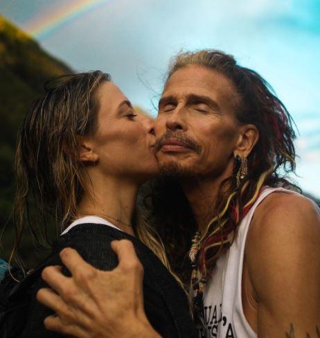 Aimee Preston and her boyfriend Steven | Source: Instagram