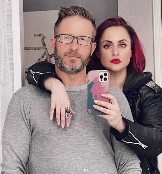 Corinne Fisher with Parent/s}}