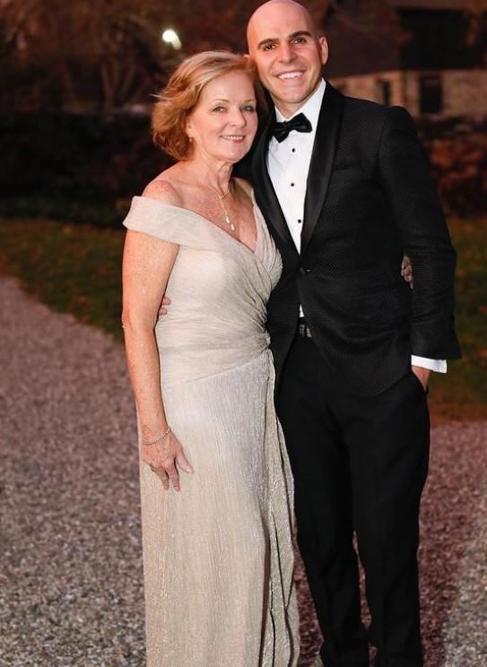 Ryan Ruocco with Parent/s}}
